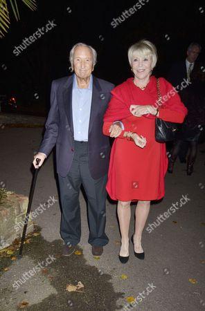 Michael Winner and Geraldine Lynton Edwards