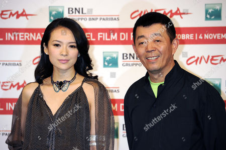 Editorial photo of 'Love for Life' film photocall at the 6th International Rome Film Festival, Italy - 02 Nov 2011