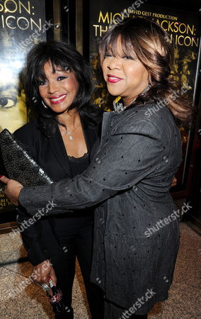 Rebbie Jackson and Deniece Williams
