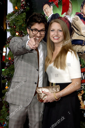 Editorial photo of 'A Very Harold and Kumar 3D Christmas' film premiere, Los Angeles, America - 02 Nov 2011