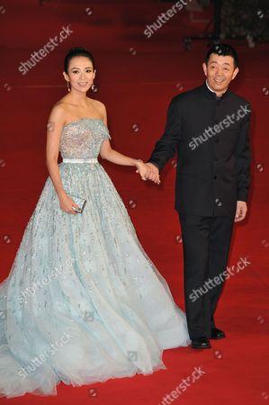 Zhang Ziyi and Changwei Gu