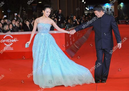 Editorial picture of 'Love for Life' film premiere at The 6th International Rome Film Festival, Italy - 02 Nov 2011