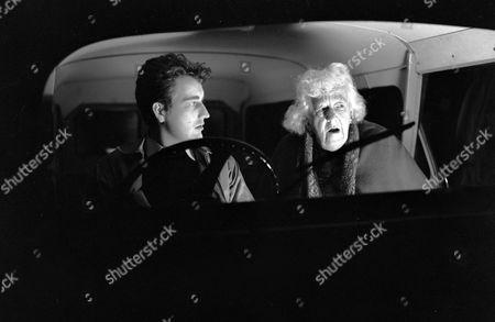 John Bonney and Margaret Rutherford