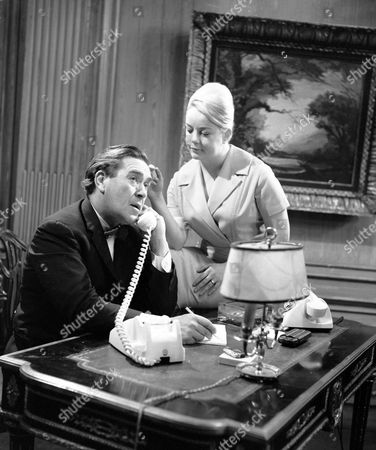 Stock Picture of Peter Butterworth and Diana Daneman