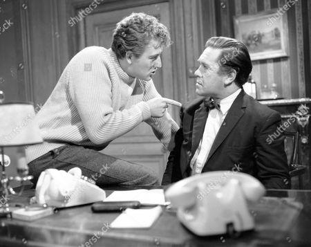 John Bonney and Peter Butterworth