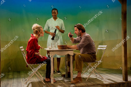 'Fanta Orange' -  Jessica Ellerby, Jay Villiers and Kehinde Fadipe