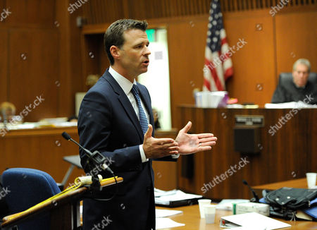 Deputy District Attorney David Walgren