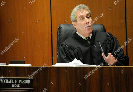 Judge Michael E Pastor