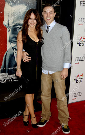 Jennifer Love Hewitt and Jarod Einsohn