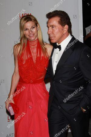 Steve Wynn and wife Andrea Wynn