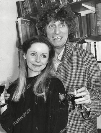 Actor Tom Baker And Wife Actress Lalla Ward