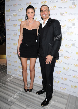 Jayde Nicole, Playboy Playmate of the Year 2008 and Mark Lash