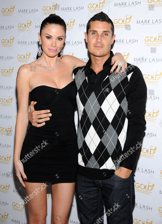 Jayde Nicole, Playboy Playmate of the Year 2008 and Tosh Berman