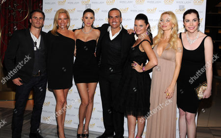 Editorial image of Mark Lash Celebrity Jewelry Showcase at GOLD nightclub, Las Vegas, Nevada, America - 05 Nov 2011