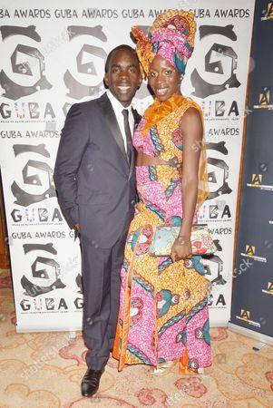 Editorial picture of Guba Awards, London, Britain - 06 Nov 2011