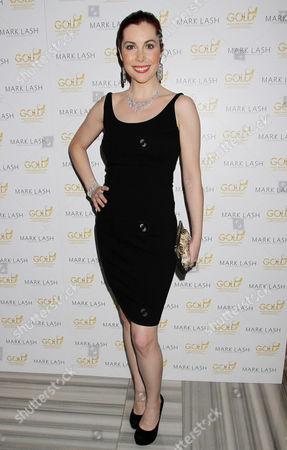 Editorial image of Mark Lash Celebrity Jewelry Showcase at GOLD nightclub, Las Vegas, Nevada, America - 06 Nov 2011