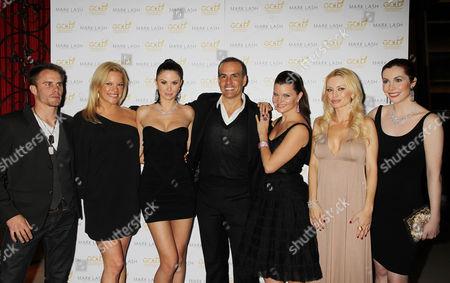 Editorial picture of Mark Lash Celebrity Jewelry Showcase at GOLD nightclub, Las Vegas, Nevada, America - 06 Nov 2011