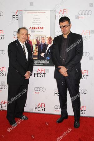 Editorial photo of AFI Fest 2011 'Carnage' film screening, Los Angeles, America - 05 Nov 2011