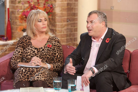 Carole Malone and James Max