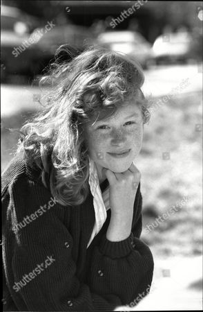 Fay Masterson Child Actor 1988.