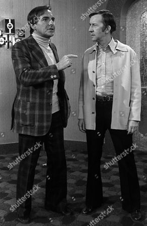 Bob Monkhouse and Norman Vaughan