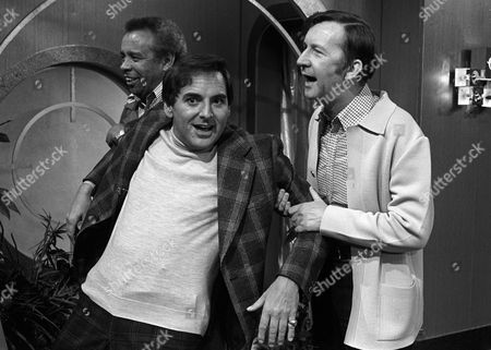 Charlie Williams, Bob Monkhouse and Norman Vaughan