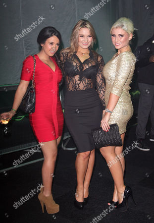 Peri Sinclair, Sam Faiers and Billy Faiers
