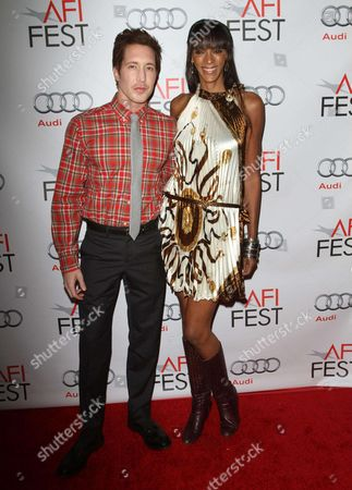 Editorial photo of AFI Fest 2011 'I Melt With You' film premiere, Los Angeles, America - 07 Nov 2011