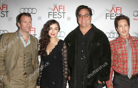 Stock Picture of Thomas Jane, Sasha Grey, Mark Pellington and Joe Reegan