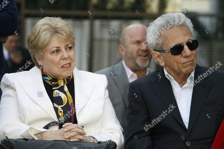 Nidia Ripoll Torrado mother and Don William Mebarak Chadid father