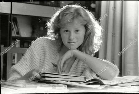 Fay Masterson Teenage Actress 1987.