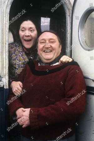 Queenie Watts and Arthur Mullard