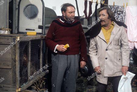 Arthur Mullard and James Beck