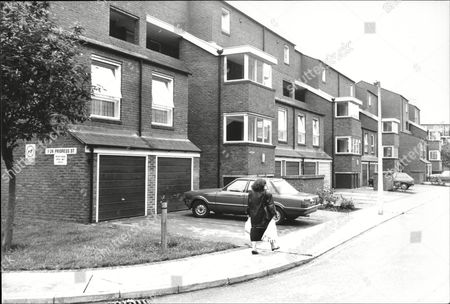 Editorial picture of (brinksmat) Brink's Mat Robbery Background No 6 Priores(brinksmat) Brink's Mat Robbery Backgrounds Street Off Old Kent Road London Former Home Of Kathleen Mcavoy (mrs Michael Mcavoy)