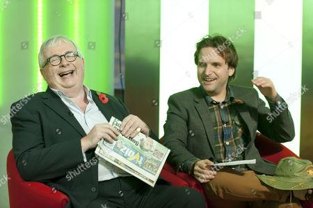 Christopher Biggins and Steve Hargrave
