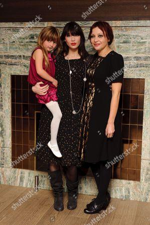 Daisy Lowe, Pearl Lowe and Betty Lowe