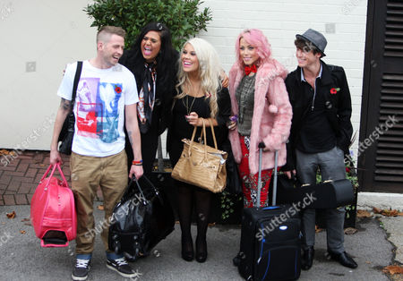 Jonjo Kerr, 2 Shoes - Lucy Texeira and Charley Bird, Amelia Lily and James Michael