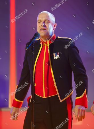 The Soldiers - Sergeant Major Gary Chilton