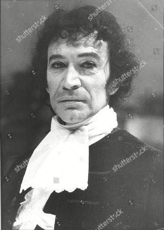 Actor Peter Wyngarde