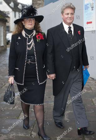 The new Earl and Sara Countess of Bathurst