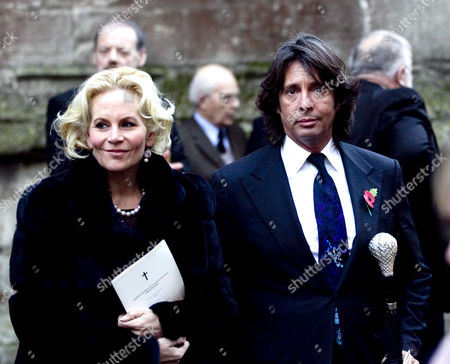 Laurence Llewelyn-Bowen and wife Jacqueline