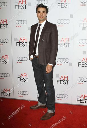 Editorial picture of AFI Fest 2011 'The Adventures Of Tintin: The Secret of the Unicorn' film screening, Los Angeles, America - 10 Nov 2011
