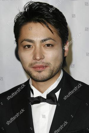 Stock Photo of Takayuki Yamada