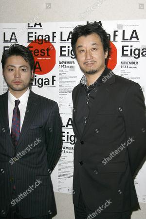 Editorial picture of 'LA EigaFest Japanese Film Festival', Los Angeles, America - 11 Nov 2011
