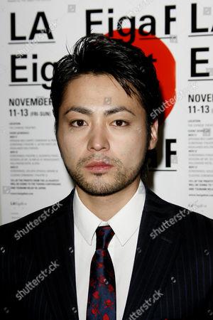 Stock Picture of Takayuki Yamada