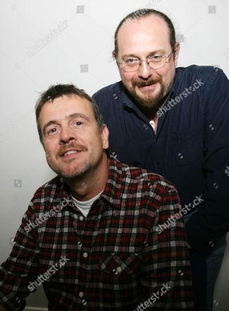 Stock Image of Mark Billingham and Stuart MacBride