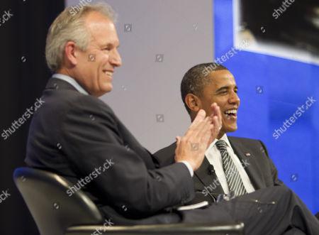 James McNerney Jr and Barack Obama