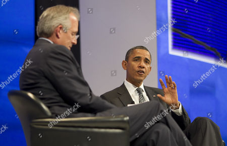 James McNerney Jr and Barack Obama