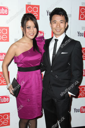 James Kyson Lee and Jenny Hwang