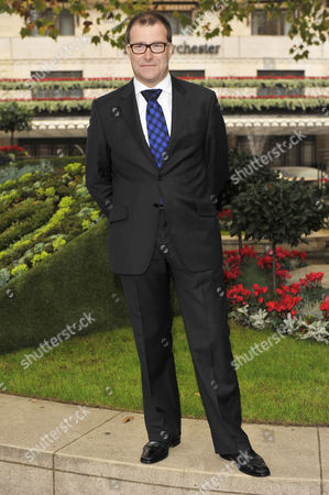 Roland Fasel, General Manager of The Dorchester